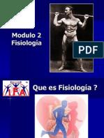 Modulo 2 Fisiologia