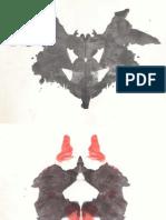 Teste Psicologico de Rorscharch