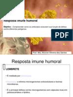 Aula 1_FARM_Mecanismos Efetores Da Resposta Imune Humoral