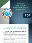 2. El Marketing Crea Valores Al Facilitar Relaciones de Intercambio