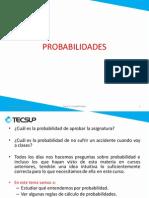 Probabilidades 2013
