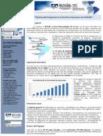 Información de los Diplomados en DDHH de AUSJAL - cohorte 2014