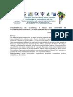 COMPETÊNCIAS DE REITORES A VISÃO DOS GESTORES DE UNIVERSIDAD