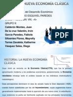 EXPOSICIÓN FINAL DE MODELOS DEL DESARROLLO ECONÓMICO