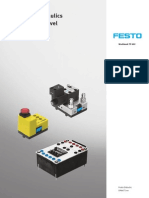 ElectroHydraulics Workbook Advanced Level TP 602 - Resumo