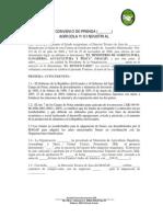 Convenio Prenda Industrial Agricola 2kr