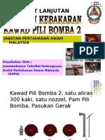 Slaid bantuan mengajar-Kawad Pili Bomba 2