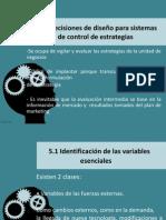 5. Desiciones del diseño para sistemas de control de estrategias.pptx