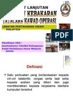 Slaid bantuan mengajar- MK TATACARA KAWAD OPERASI