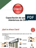 1 Capacitacion Claro 3play 2012