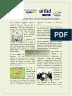 """Programa USI - Proyecto """"Inclusión Social a través del Deporte"""" (Lavalleja)"""