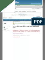 Installer - OSX Kalyway 10.5.1