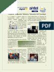 """Programa USI - Proyectos """"Integración Juvenil"""" (Malvín Norte) y """"Educación Vial"""" (Lavalleja)"""
