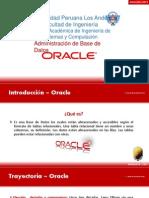 Oracle - Adm Base de Datos - Ant