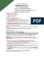2013 Foba Reinscripcion Requisitos Informativo