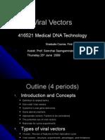 Viral Vectors Part I