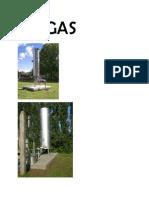 Biogas Flare Stacks