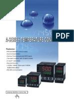 DTA Temperature Controller Brochure
