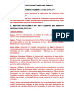 GUIA 1ER. PARCIAL DERECHO INTERNACIONAL PÚBLICO