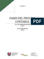 Fases Del Proceso Contable Tarea 2