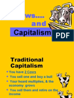 Cows and Capitalism