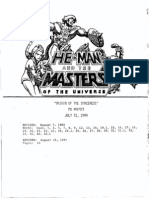 He Man and the Masters of the Universe  73 Origin of the Sorceress