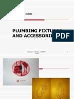 Module 5 - Plumbing Fixtures and Accessories