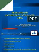 18. DM TX Antihiperglucemiantes