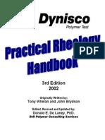Dynisco Practical Rheology Handbook