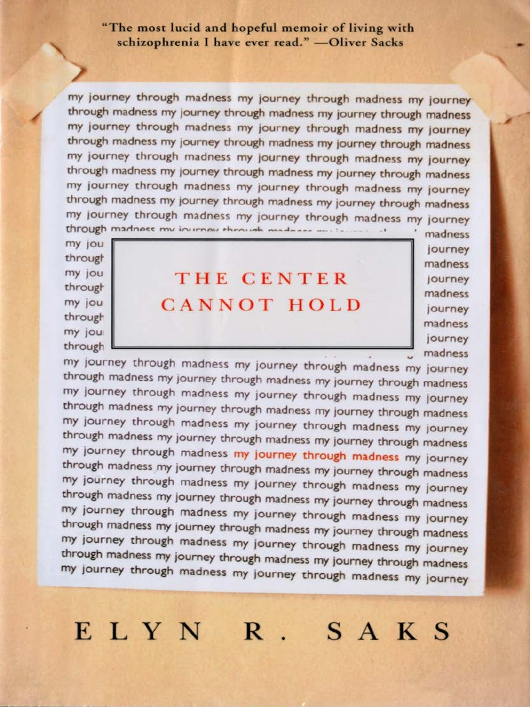 the center cannot hold psychiatry eating