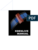 Manual k Den Live