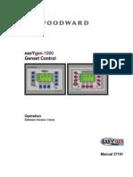 Easygen1000 Series User Manual