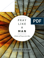 PRAY LIKE A MAN