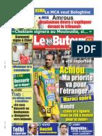 LE BUTEUR PDF du 26/06/2009
