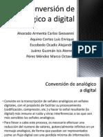 Analalogico a Digital