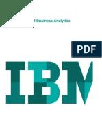 IBM Business Analytics Case Studies