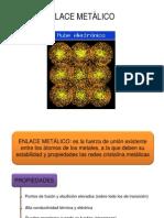 Configuracion Electronica, Enlace Metalico, Celda Unidad