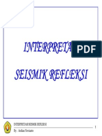 handuot interpertasi seismik