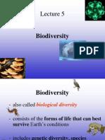 L5 Biodiversity