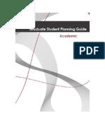 Graduate Career Planning Guide