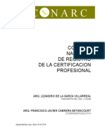 REQUISITOS CERTIFICACIÓN