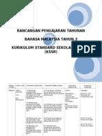 RPT BM KSSR thn 3