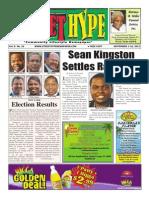 Street Hype Newspaper September 1-18, 2013