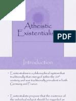 Atheistic Existentialism