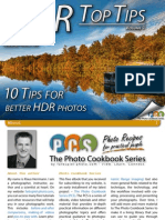 HDR Top Tips Volume 1
