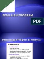 penilaian program