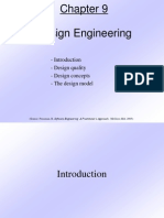 Pressman Ch 9 Design Engineering