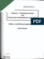 Pmm l2-10 Amn Manual