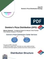 Domino SCM Case Presentation3465645