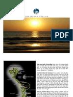 The Ocean Villas - Ebrochure